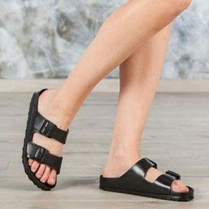 Birkenstock Arizona EVA Black Sandals 40